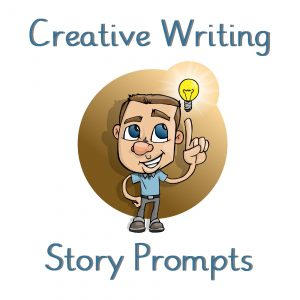 Visual Creative Writing Story Prompts Package