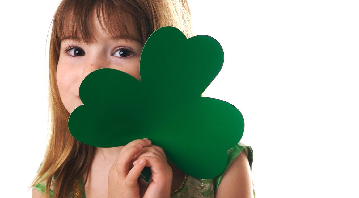15 Crafts, Activities & Snacks to Celebrate St. Patrick's Day for Kids