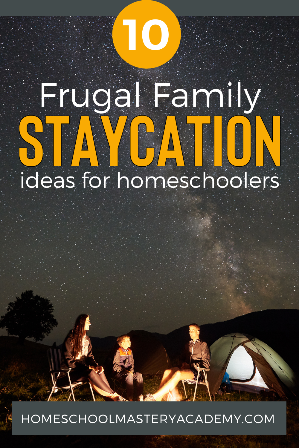 Family Staycation Ideas For Homeschoolers
