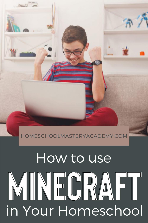 Homeschool Minecraft