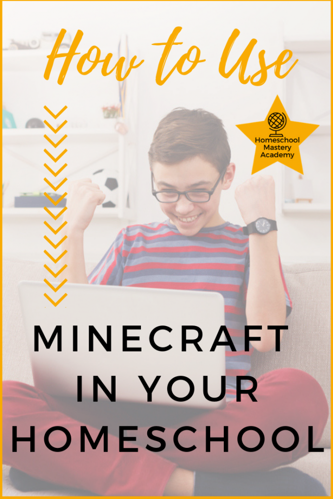 How to Use Minecraft in Your Homeschool