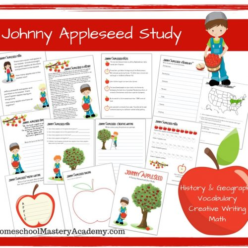 Johnny Appleseed For Kids