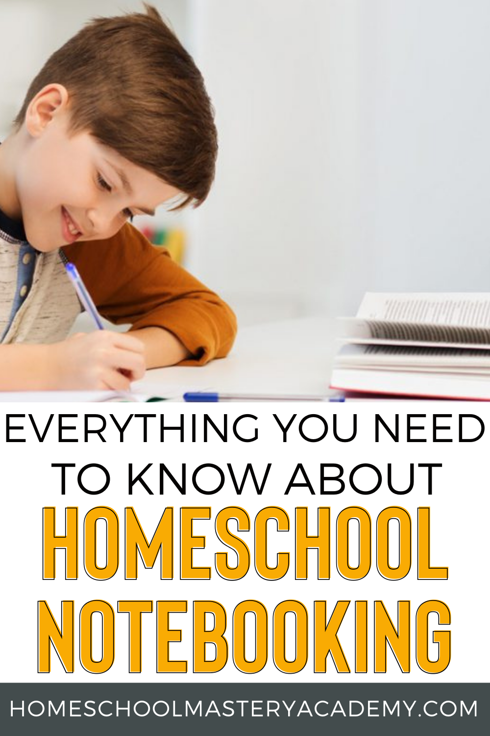 Not sure why or how to incorporate homeschool notebooking? We can help you! #homeschool #homeschoolnotebooking #notebooking