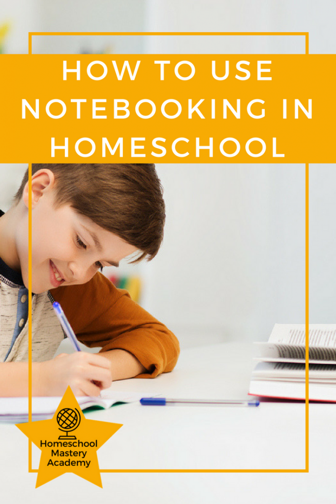How to Use Notebooking in Homeschool