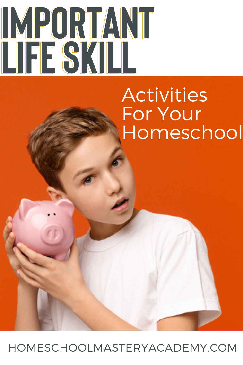 Life skills are incredibly important! There is no better way to learn than to incorporate life skill activities into your homeschool day too. Check out how you can easily blend life skills into your homeschool. #homeschool #lifeskills #lifeskillactivities #homeeducation
