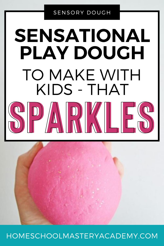 Playdough Recipe for Kids