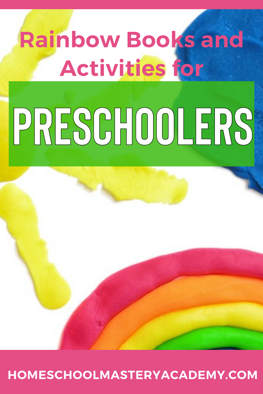 Preschool Rainbows