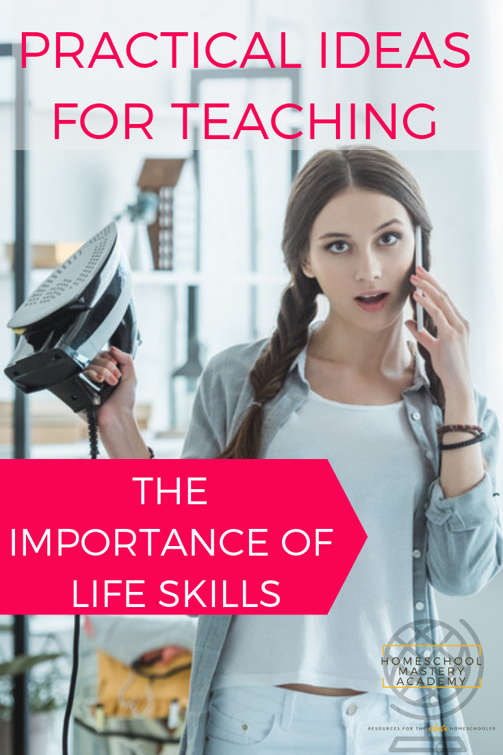 Practical Ideas for Teaching the Importance of Life Skills