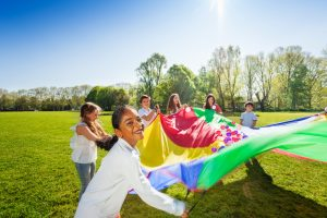 21 Activities to Do with Your Homeschool Group to Get the Wiggles Out