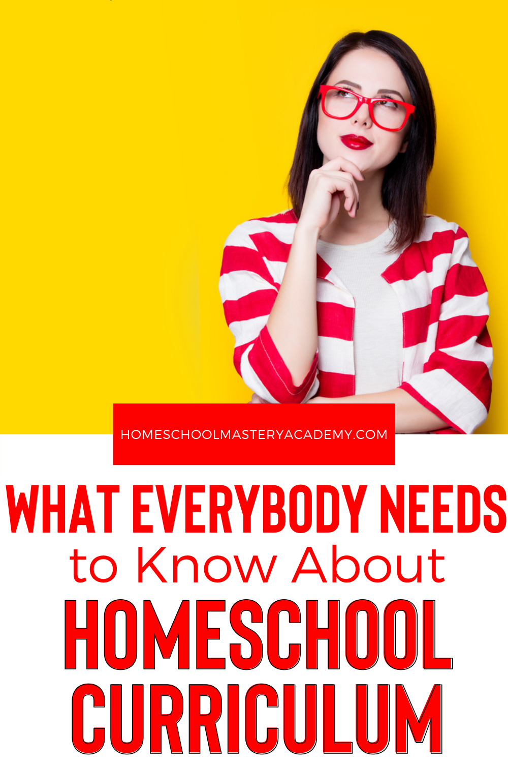 Many homeschoolers are guilty of agonizing over homeschool curriculum options! But there is one important thing to consider. #homeschool #homeschoolcurriculum #homeschooltips #homeschoolhelp