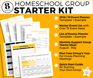 Start a Homeschool Group