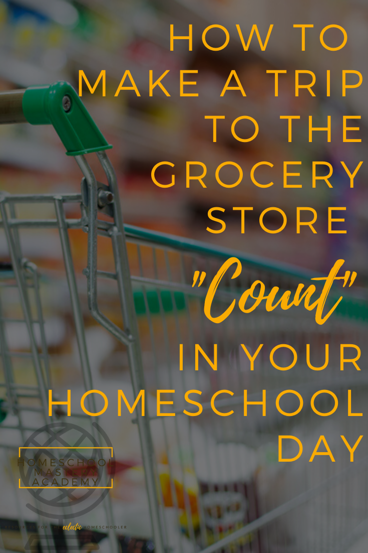 homeschool grocery store