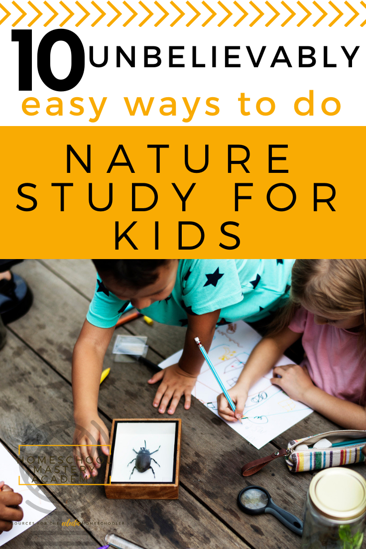 Nature Study for Kids