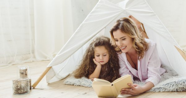 5 Reasons to Relax if Your Homeschool Child Isn't Reading Yet