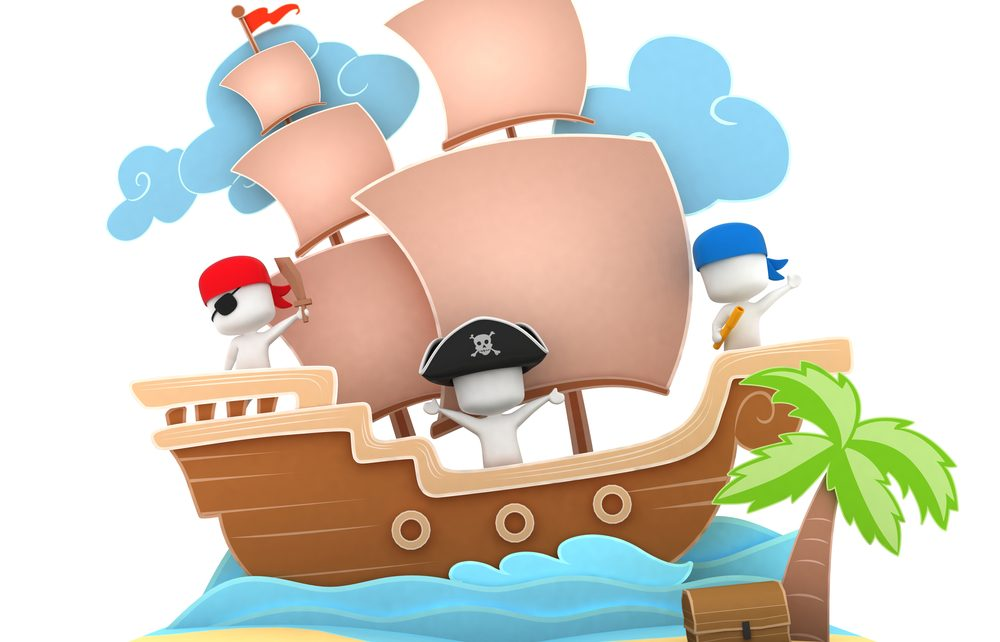 pirate books for kids