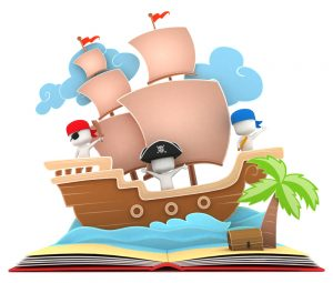 25 Fun For All Ages Pirate Books to Read