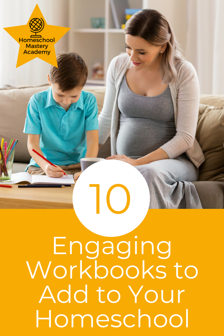 10 10 Engaging Workbooks to Add to Your Homeschool