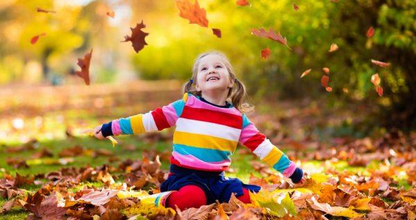 Fall Bucket List for Preschoolers