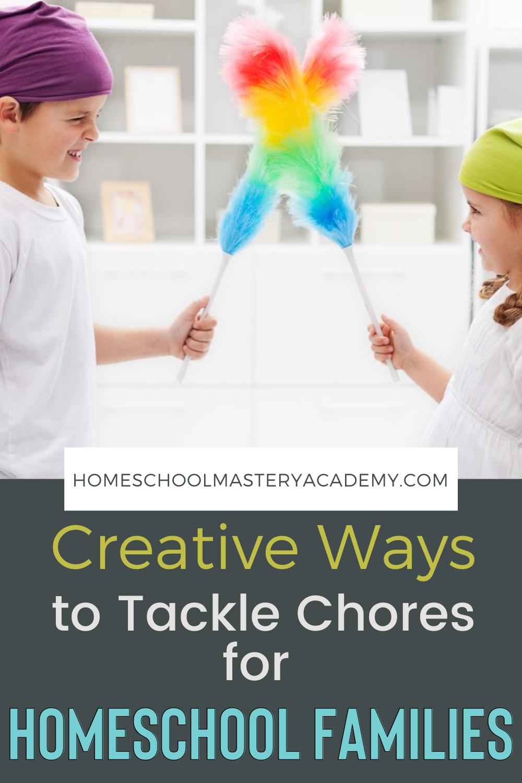 Homeschool Chores