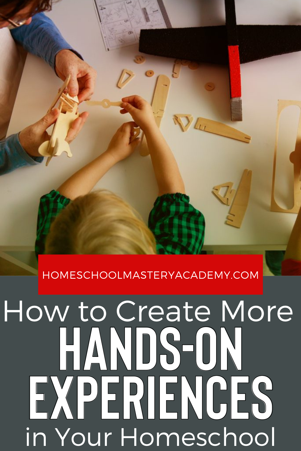 Easy Ways to Incorporate More Hands On Homeschool Ideas! Kids love to learn with hands-on activities and they retain information even better when you include hands-on fun. #homeschool #handson #handsonactivities #homeschoolideas