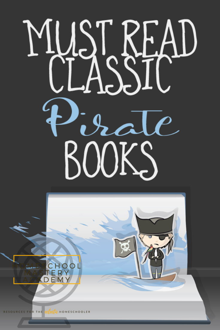 pirate books