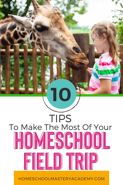 Homeschool Field Trip Tips for Parents - Tips for being prepared. #homeschool #homeschoolfieldtrip #filedtrip #homeschooltips