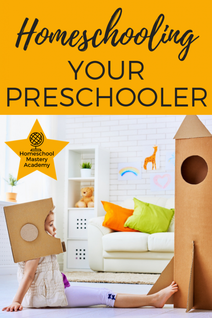 Homeschooling Your Preschooler