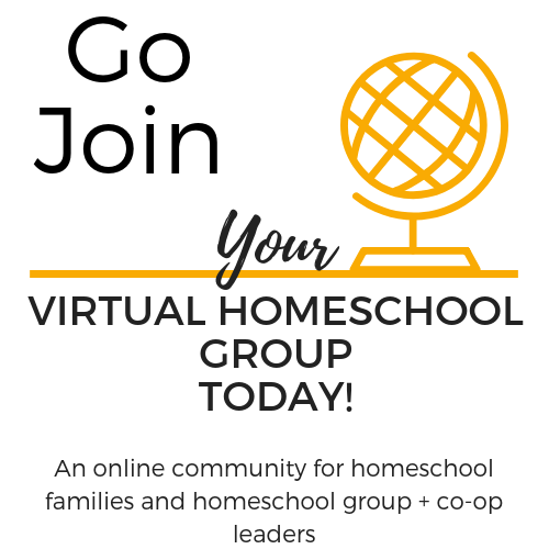 Your Virtual Homeschool Group • Resources for Homeschool Community