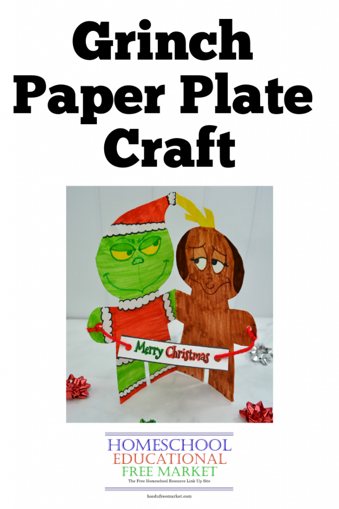 The Best How the Grinch Stole Christmas Crafts for Kids