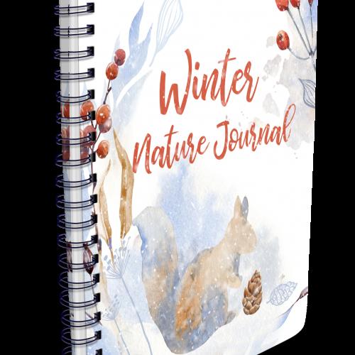Winter Nature Journal