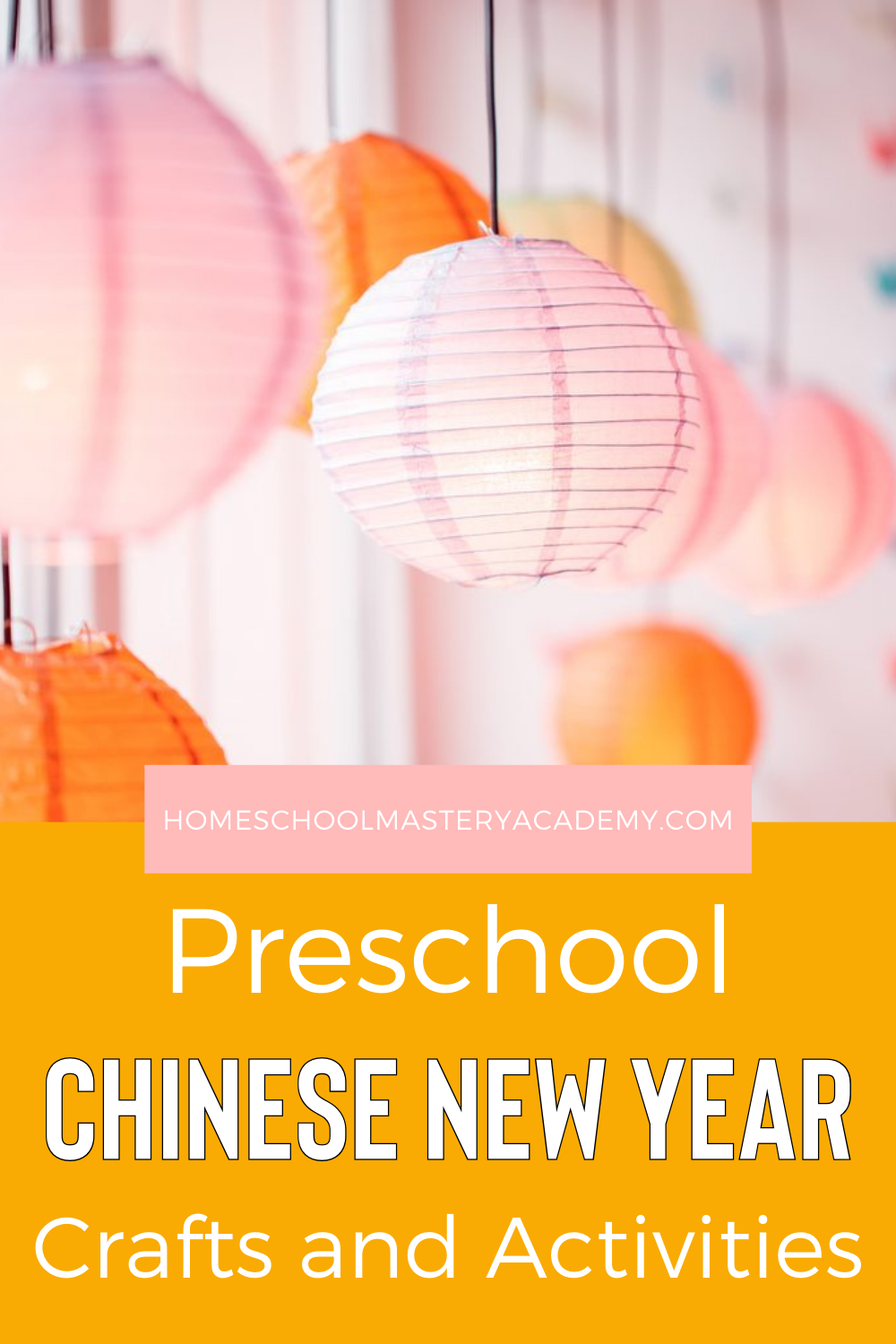 Chinese New Year Crafts Preschool