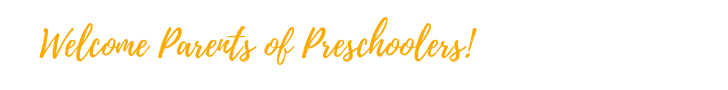 One Year of the Best Pre K Homeschool Hands- On Activities