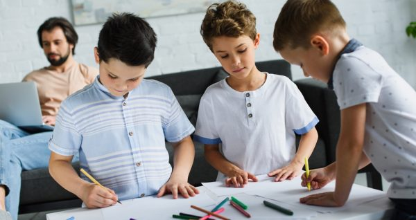 Insanely Useful Tips You'll Want to Homeschool Multiple Children