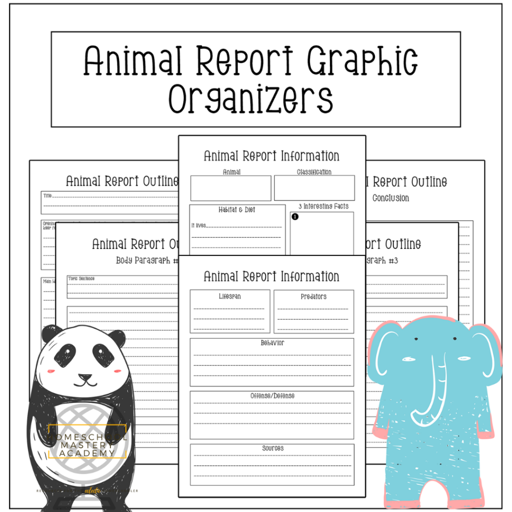 Write a Remarkable Animal Report Easily With Help