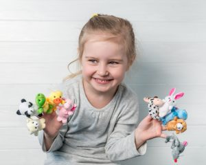 finger puppets for kids