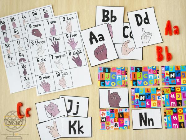 Sign Language Games