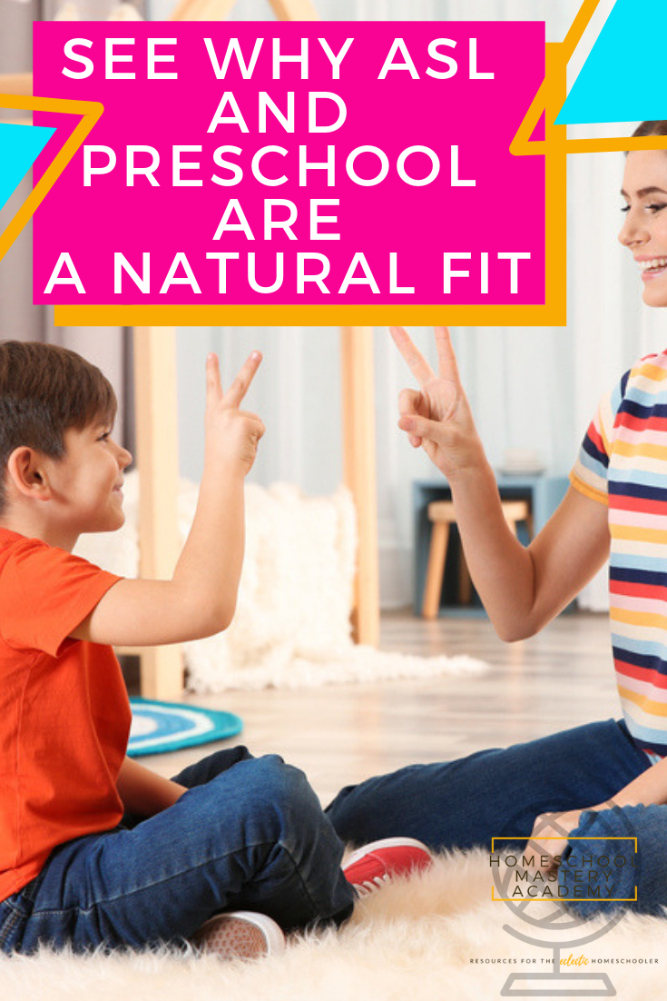See Why ASL and Preschool are a Natural Fit
