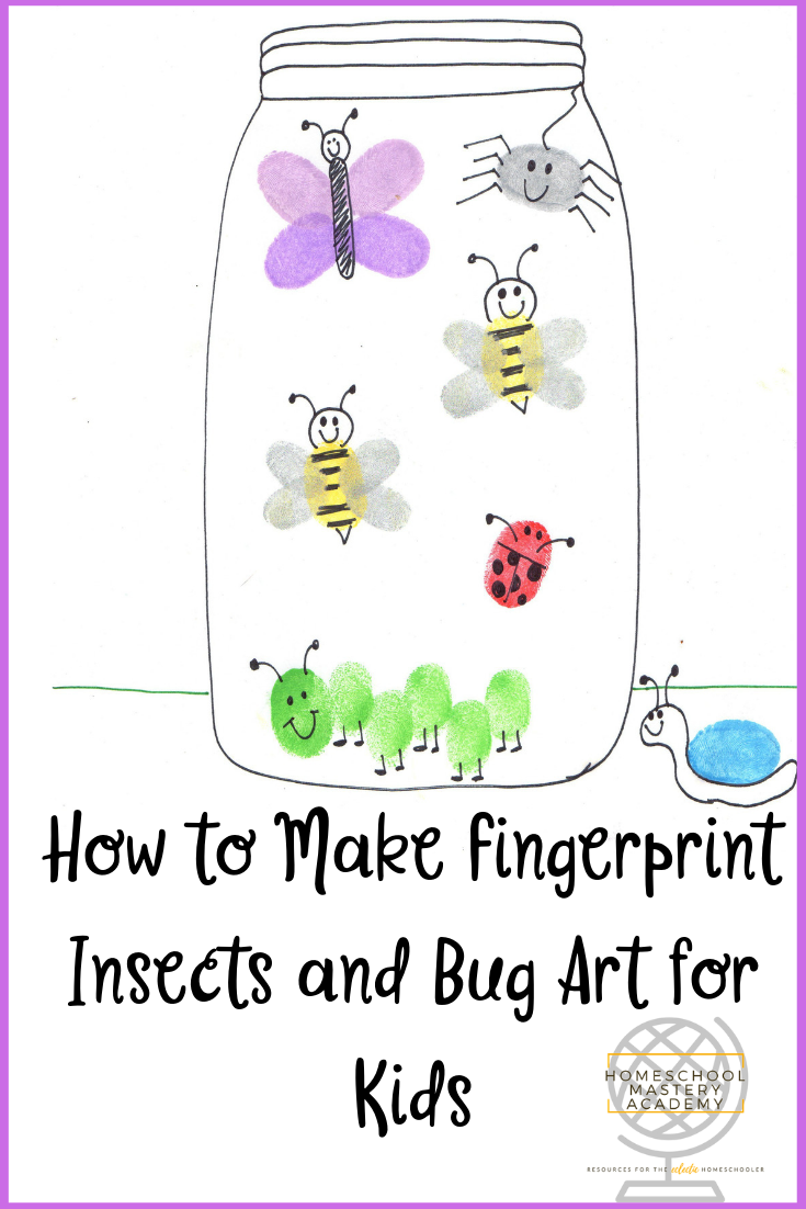 fingerprint insects