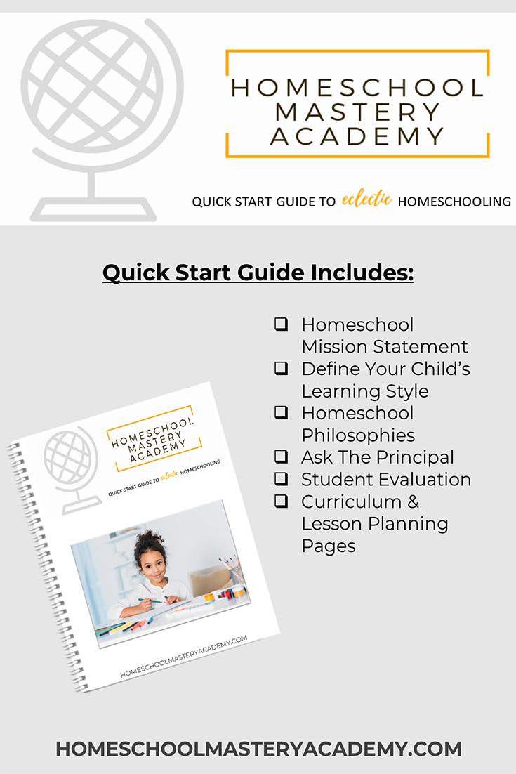 start homeschooling