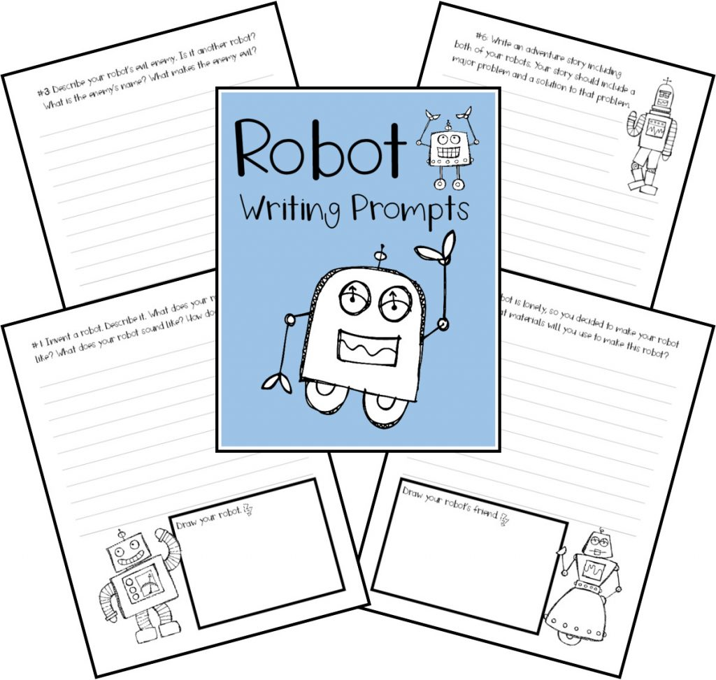 Fun Creative Writing Prompts