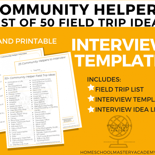 Community Helpers Trip Ideas