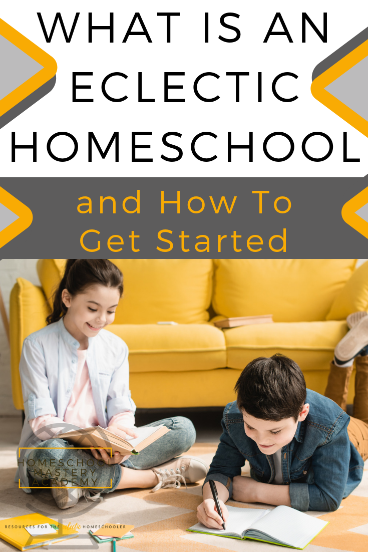 eclectic homeschool