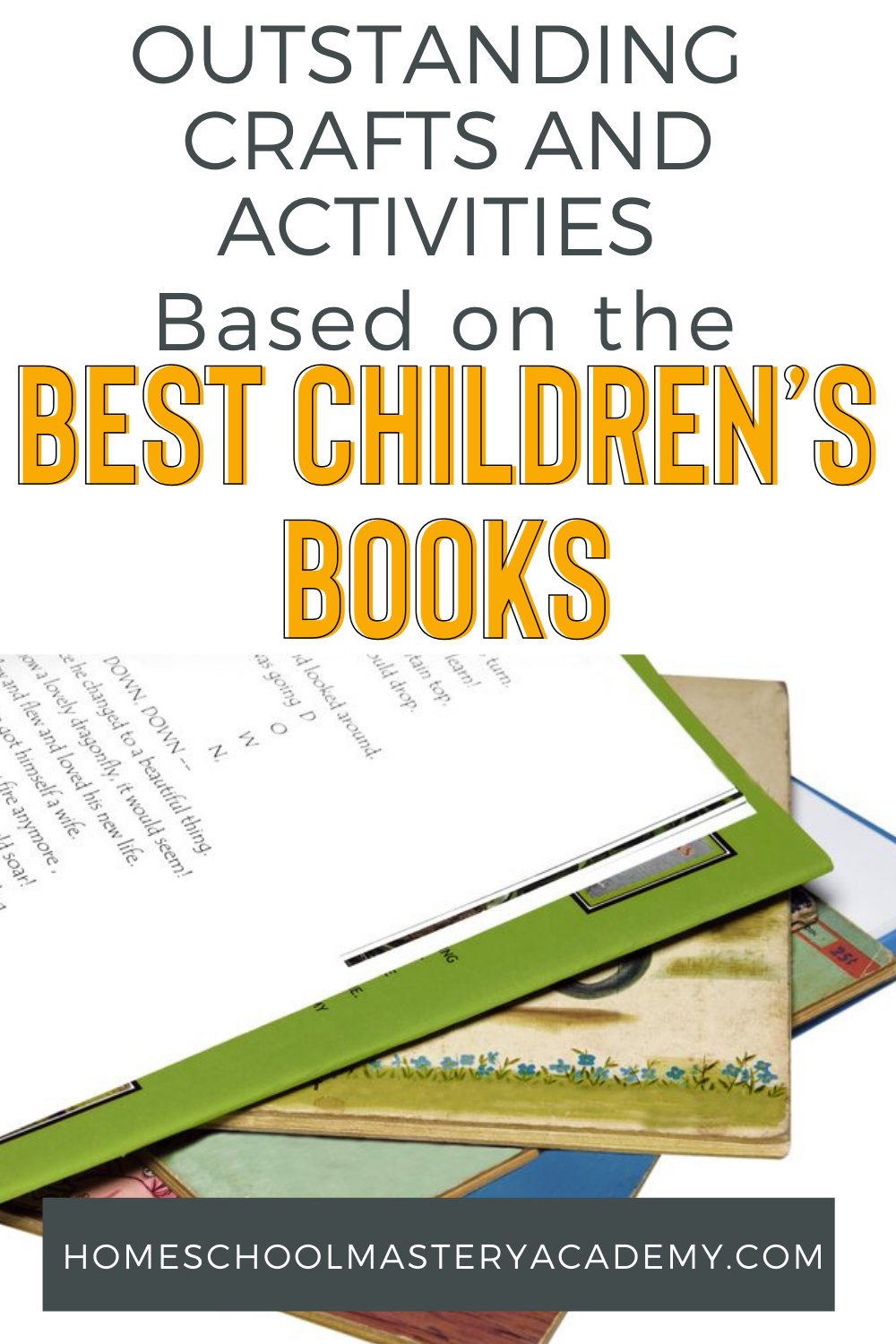 Enjoy learning and creating after the book is over with these activities based on your favorite children's books! These ideas are great for all ages. Perfect for homeschool and classrooms alike. #homeschoolactivities #childrensbooks #homeschoolideas #handson #homeschoolcrafts #kidscrafts
