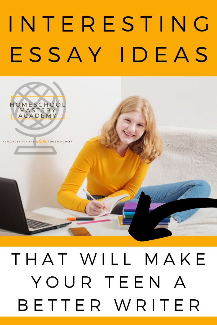 essay ideas