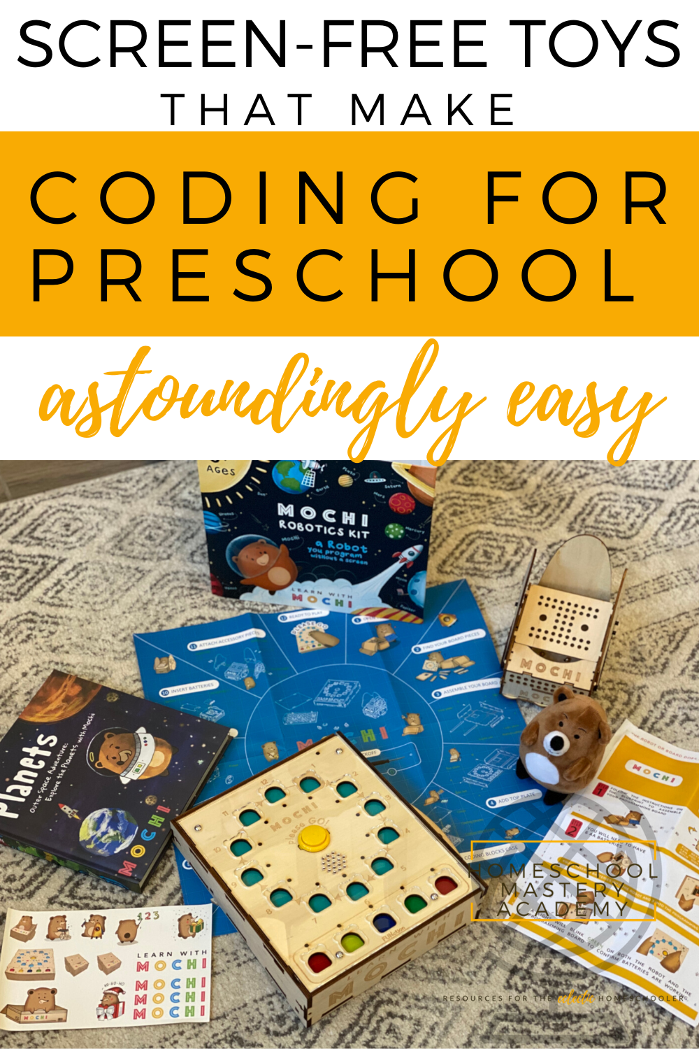 Coding for Preschool