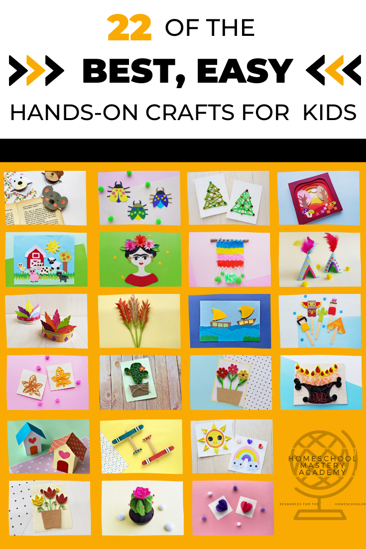 Hands On Crafts for Kids