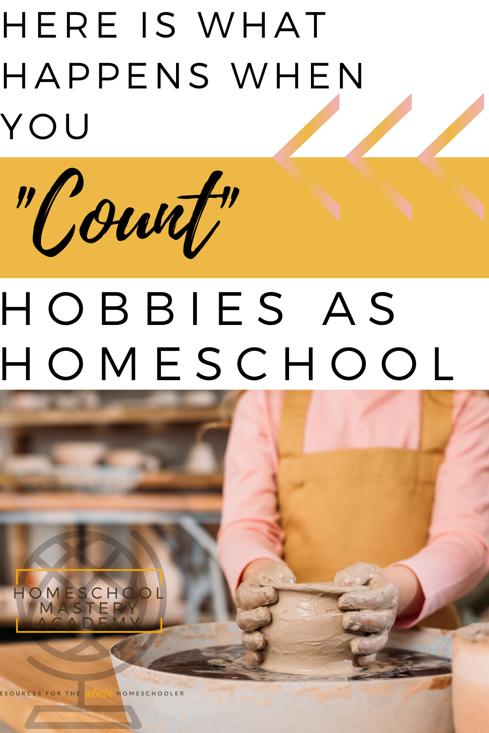 Hobbies Homeschooling