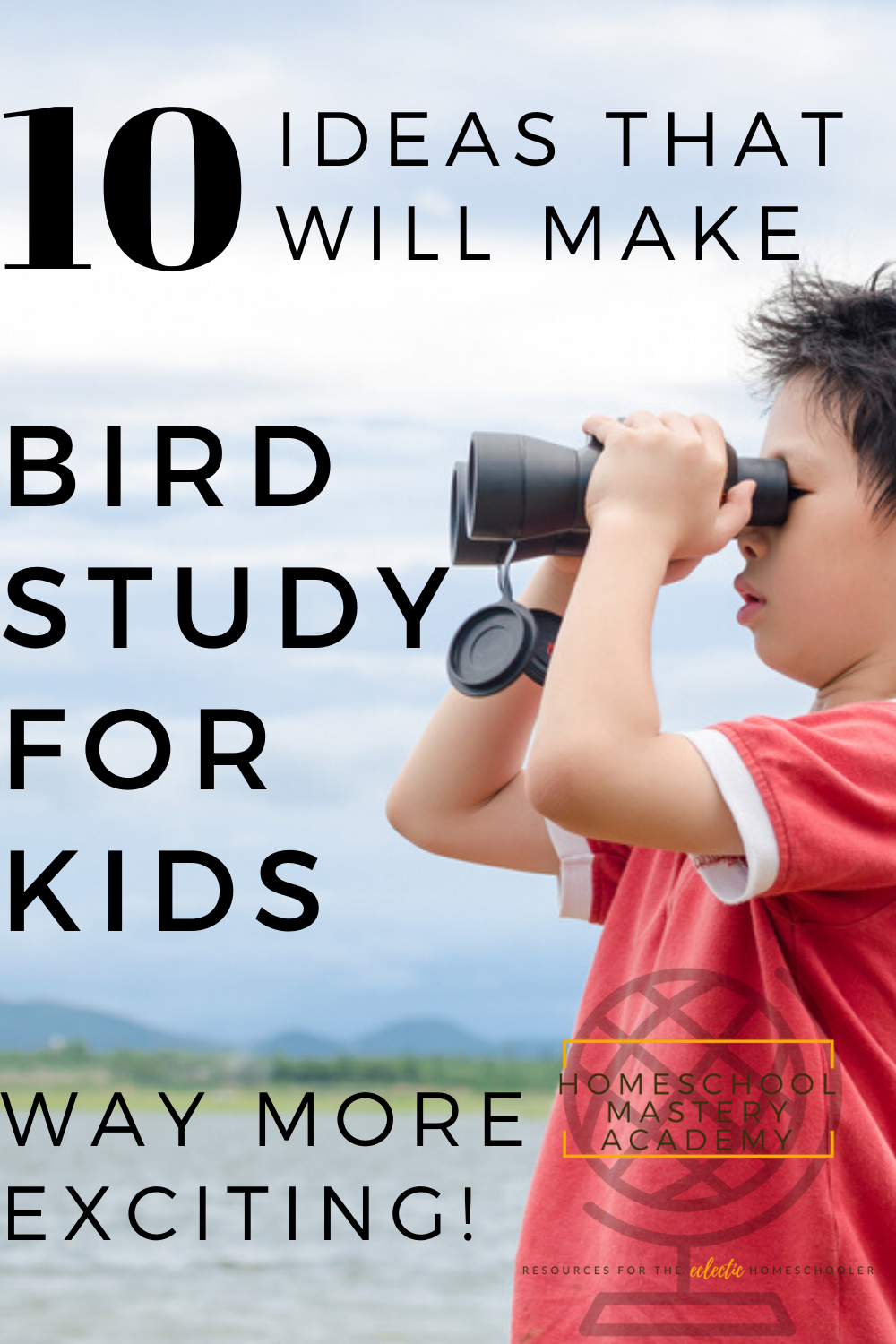 Bird Study For Kids