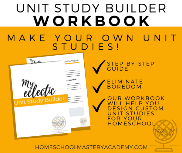 How To Make A Unit Study