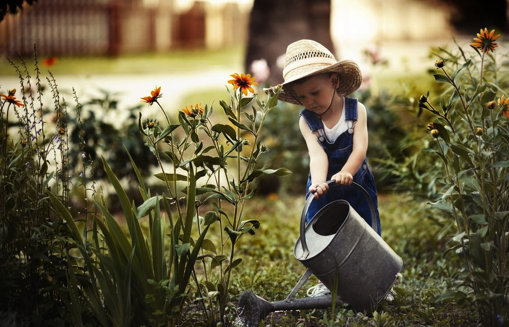 Garden Planning for Kids